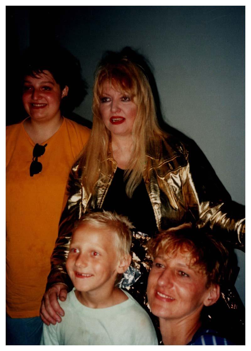 Maryla Rodowicz z fanami