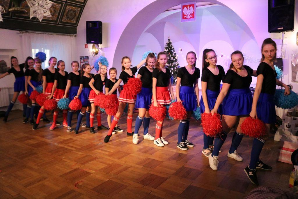 sekcja taneczna