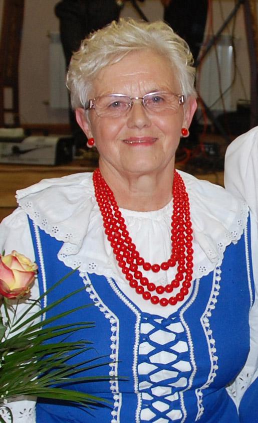 Zofia Cugier – kierownik zespołu od września 2014