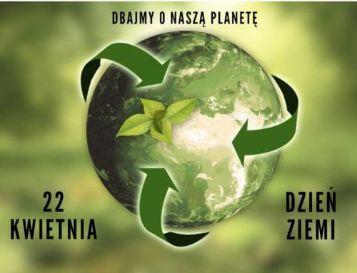 22 Kwietnia- Dzień Ziemi