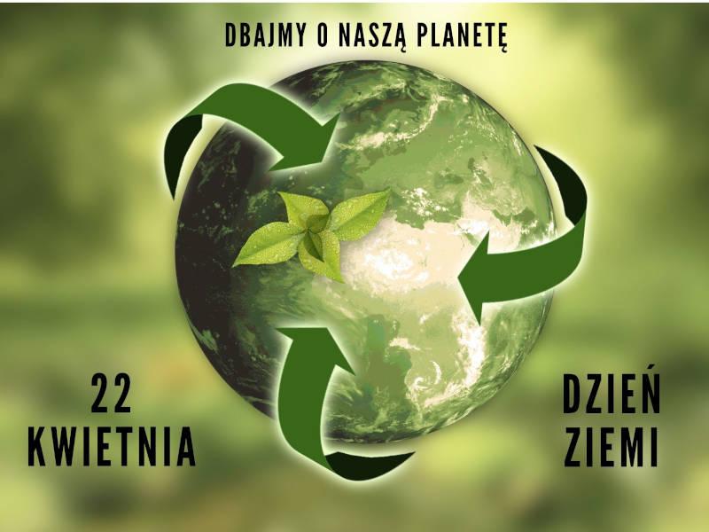 Plakat Dzień Ziemi