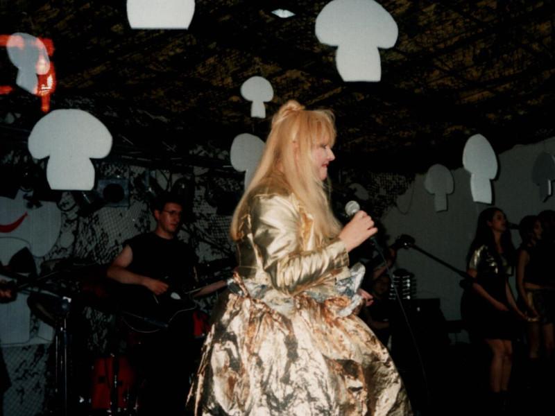 Święto Pieczarki 1996 - Maryla Rodowicz
