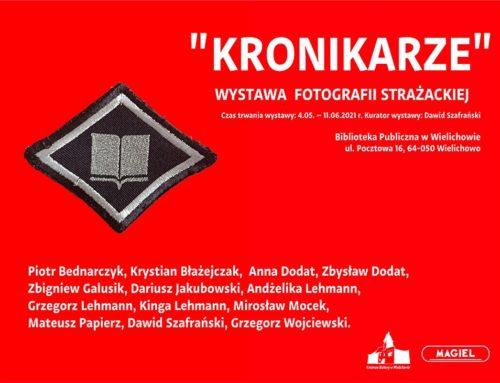"""""""KRONIKARZE"""" – WYSTAWA FOTOGRAFII STRAŻACKIE"""