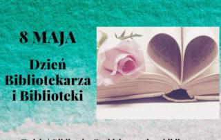 Plakat - Dzień Bibliotekarza