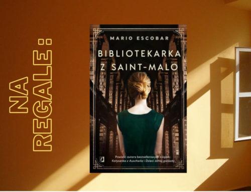 Na REGALE : Bibliotekarka z Saint-Malo
